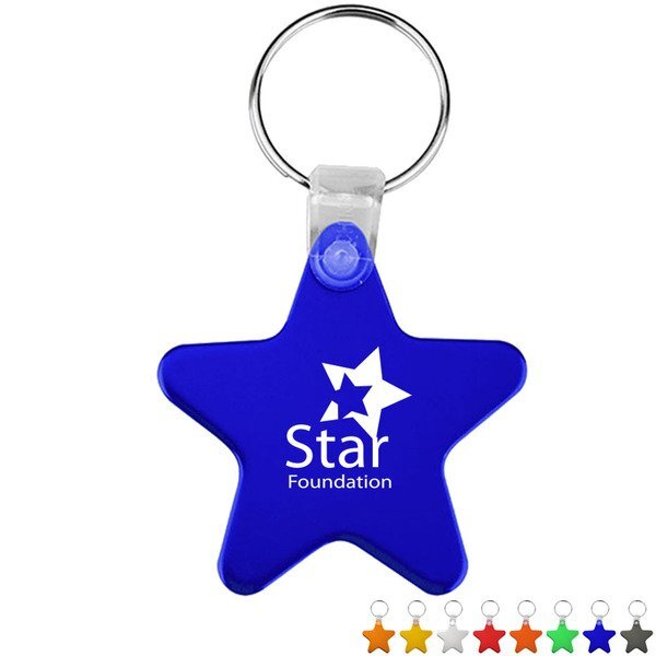 Star Shaped Metal Key Holder