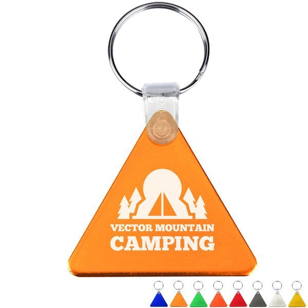 Triangle Shaped Metal Key Holder