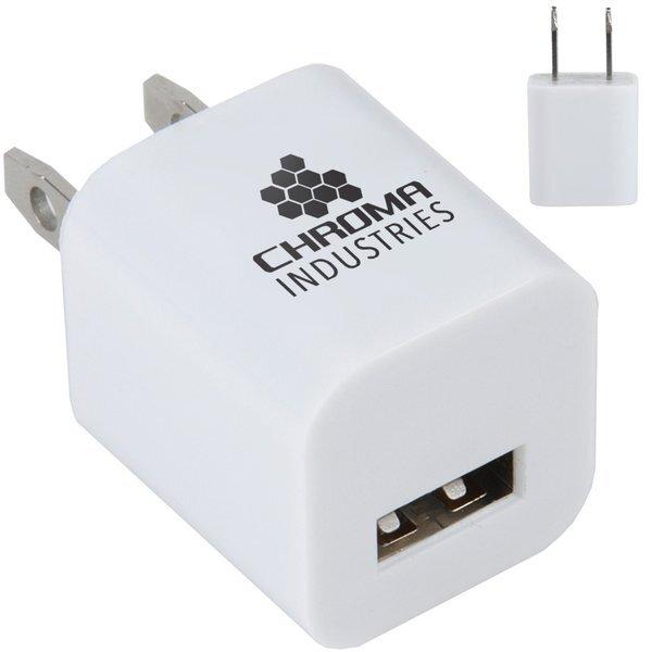 Single Port USB Wall Charger