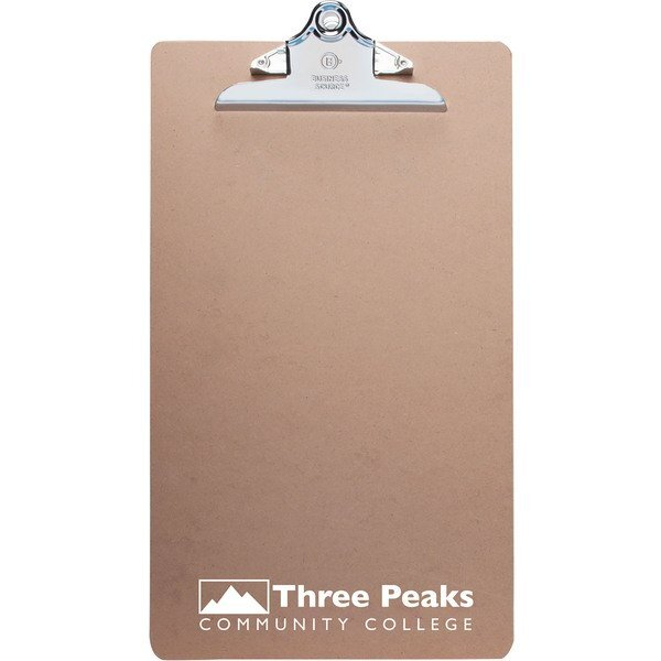 "Legal Size Clipboard, 9"" x 15-1/2"""