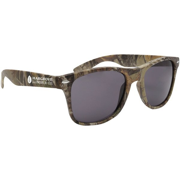 Realtree® Camo Malibu Sunglasses