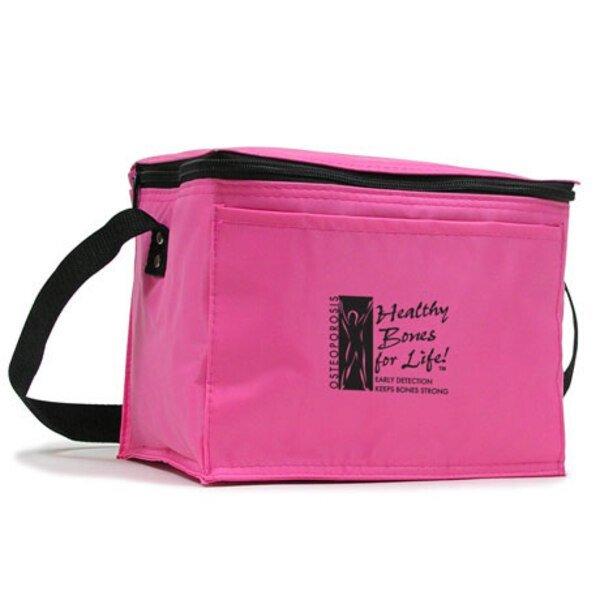 Pink Koozie™ Six Pack Kooler