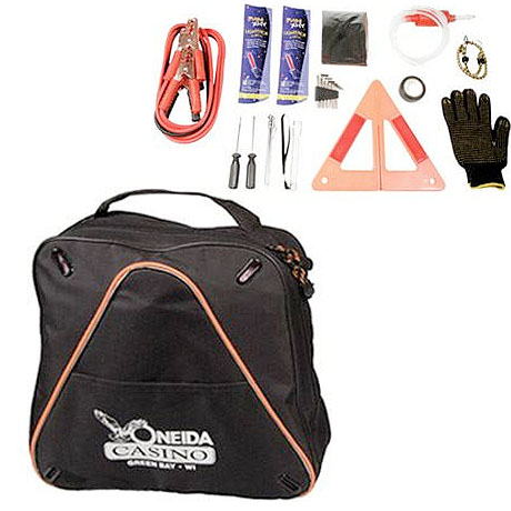 Auto Safety Kit, 21 Pieces