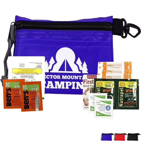 Tick & Mosquito First Aid Kit