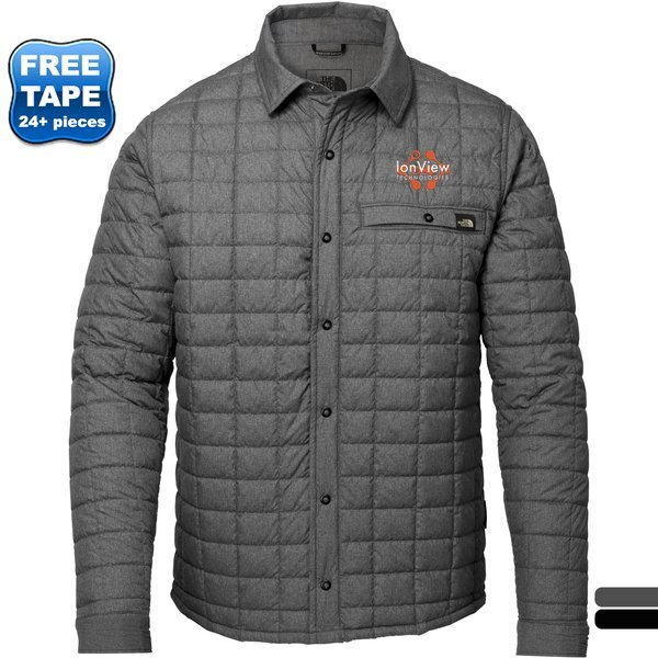 The North Face® ThermoBall® ECO Men's Shirt Jacket