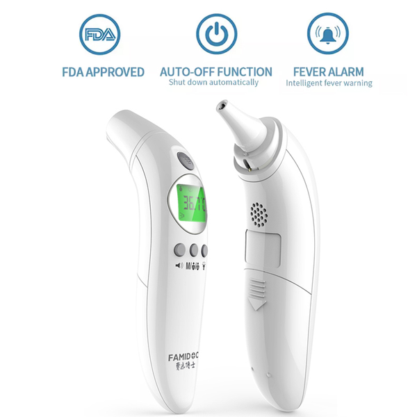 SOLD OUT - Infrared Non-Contact Electronic Thermometer