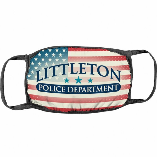 Soft Reusable Face Mask w/ Full Color Sublimation