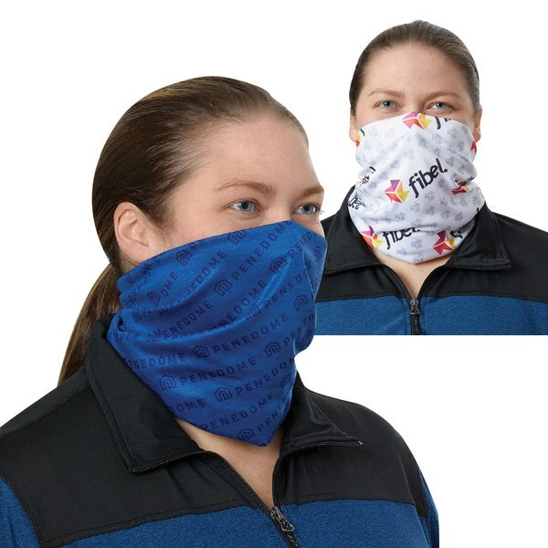 Snood Multi-Functional Face Covering w/ Infusion Imprint