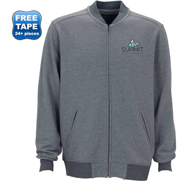 Game Day French Terry Fleece Men's Jacket