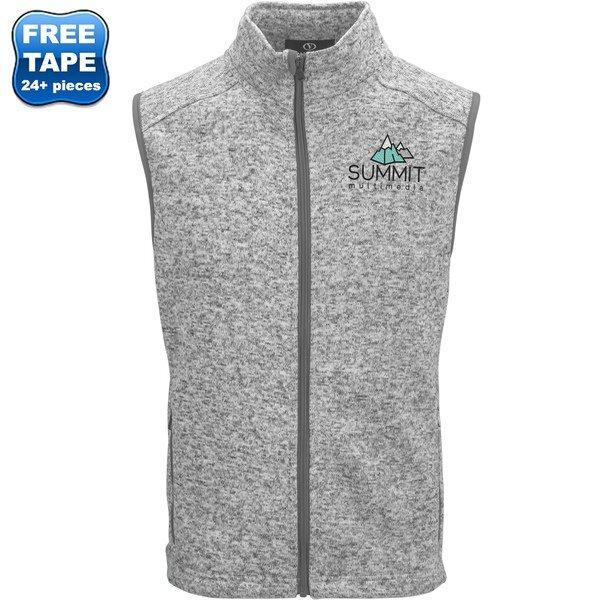 Summit Sweater-Fleece Men's Vest