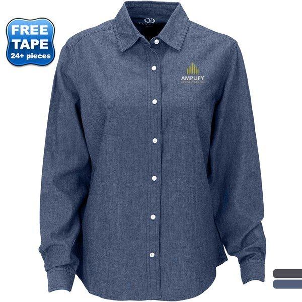 Hudson Lightweight Cotton Ladies' Denim Shirt