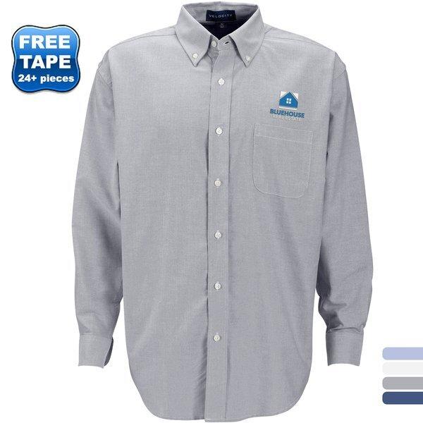 Velocity Repel & Release Men's Oxford Shirt
