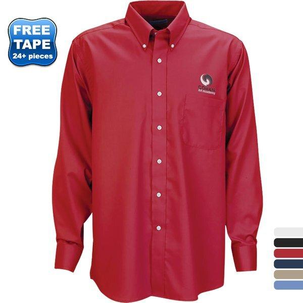 Van Heusen® Easy-Care Twill Men's Dress Shirt