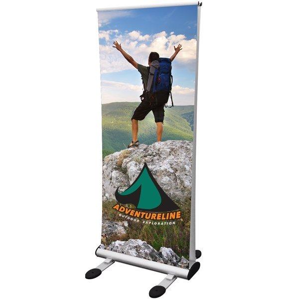 Outdoor Trek Retractor Banner Kit