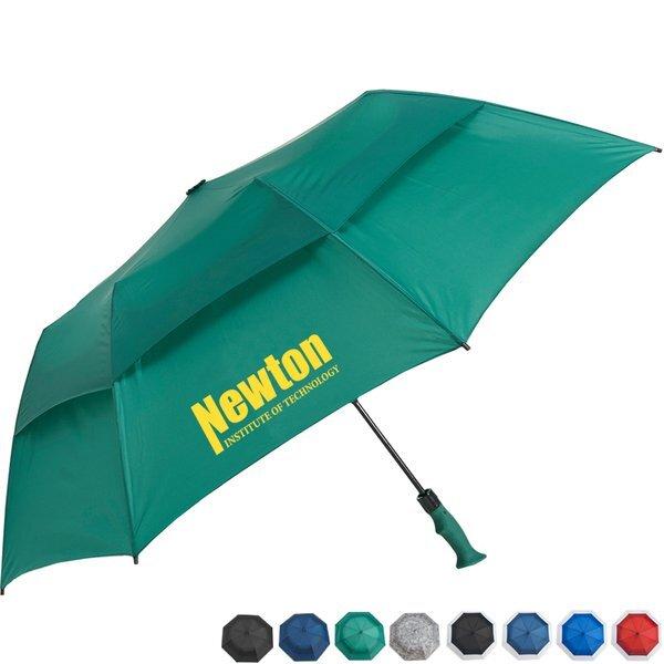 "The Champ II Manual Open Folding Golf Umbrella, 58"" Arc"