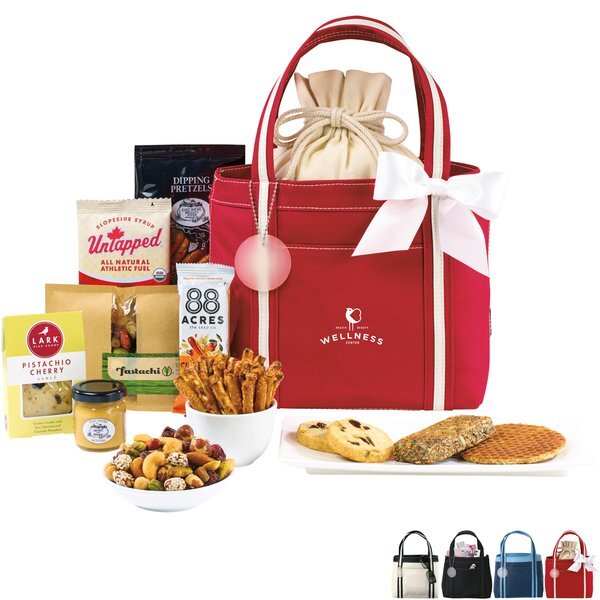 Piccolo Grab and Gourmet Snack Tote