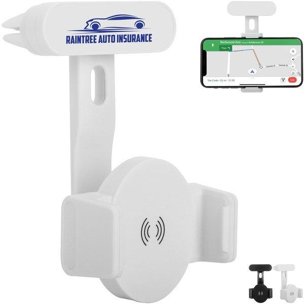Car Mount 5W Wireless Charging Phone Holder