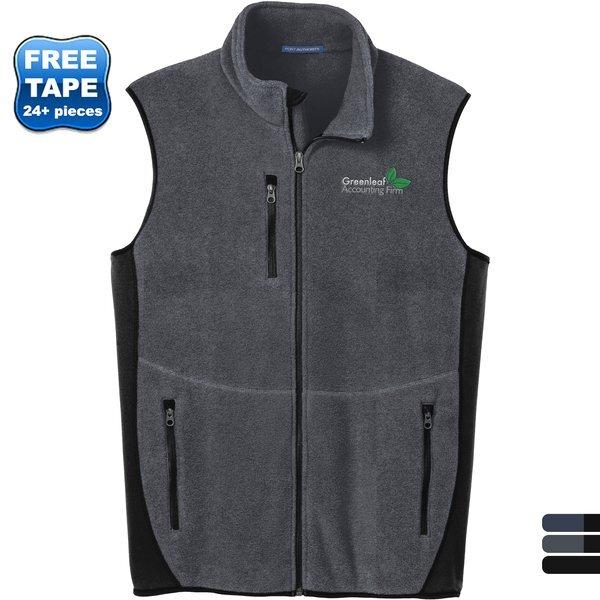 Port Authority® R-Tek® Pro Fleece Full Zip Men's Vest