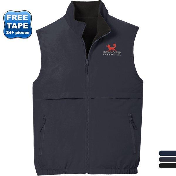 Port Authority® Reversible Charger Men's Vest
