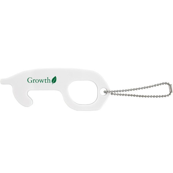 Acrylic No Touch Tool with Keychain