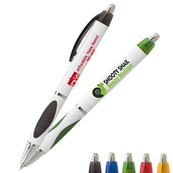 Axis Retractable Ballpoint Pen