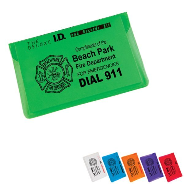 Deluxe Child ID Kit
