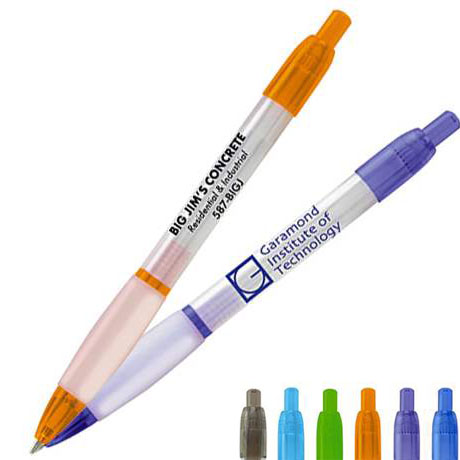 Tropical Ice Retractable Ballpoint Pen