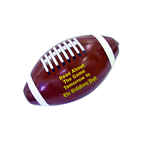 Sport Beach Ball - Football, 9""