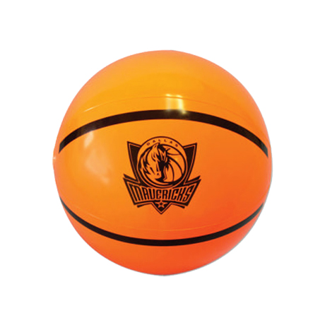Sport Beach Ball - Basketball, 9""