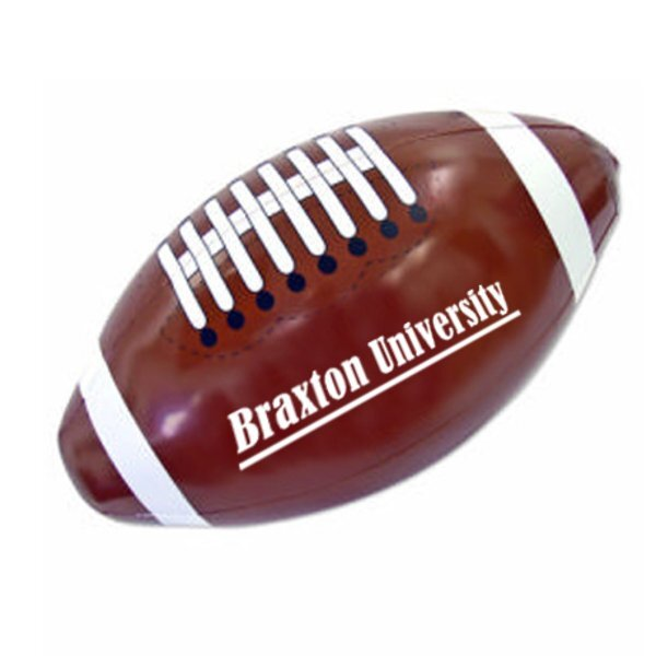Sport Beach Ball - Football, 16""