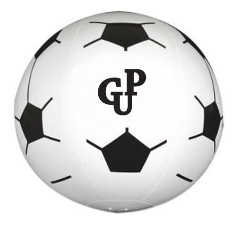 """Sport Beach Ball - Soccer Ball, 16"""""""