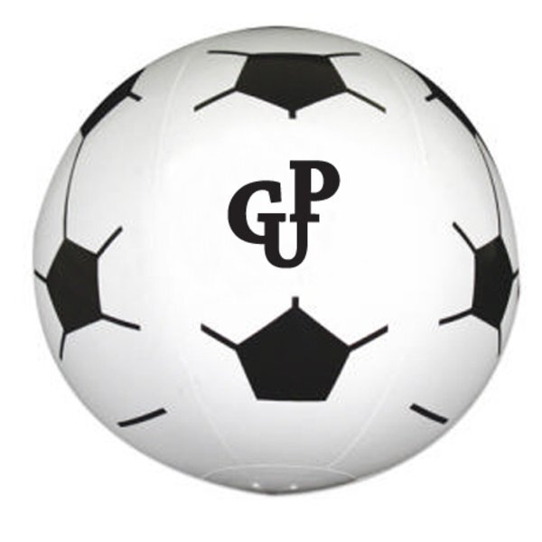Sport Beach Ball - Soccer Ball, 16""