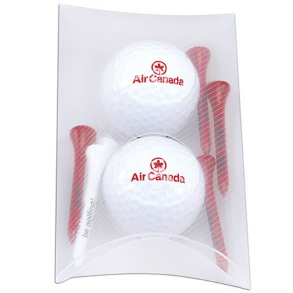 Pillow Pack w/ 2 Wilson<sup>®</sup> Ultra Ultimate Distance Golf Balls