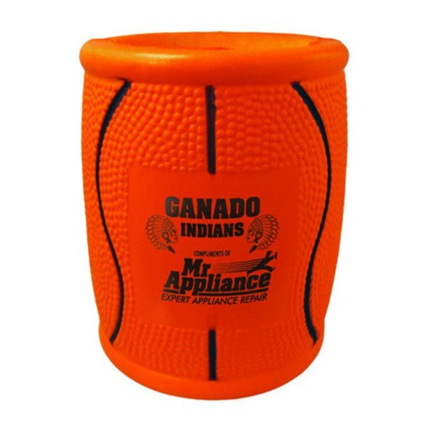 Sport Beverage Cooler - Basketball