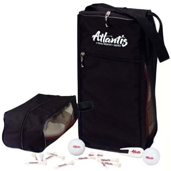 Amateur's Shoe Kit w/ Titleist® DT® Roll Golf Balls