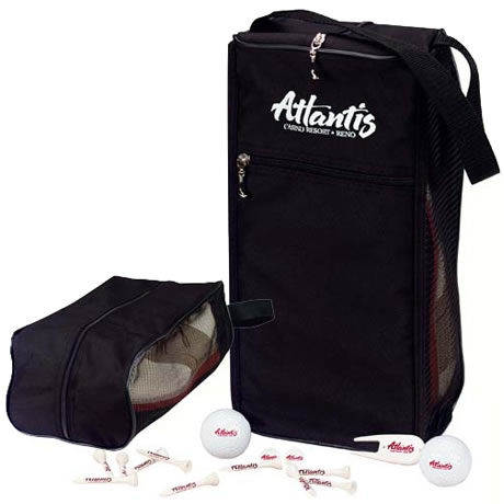 Amateur's Shoe Kit w/ Wilson® Ultra Ultimate Distance Golf Balls