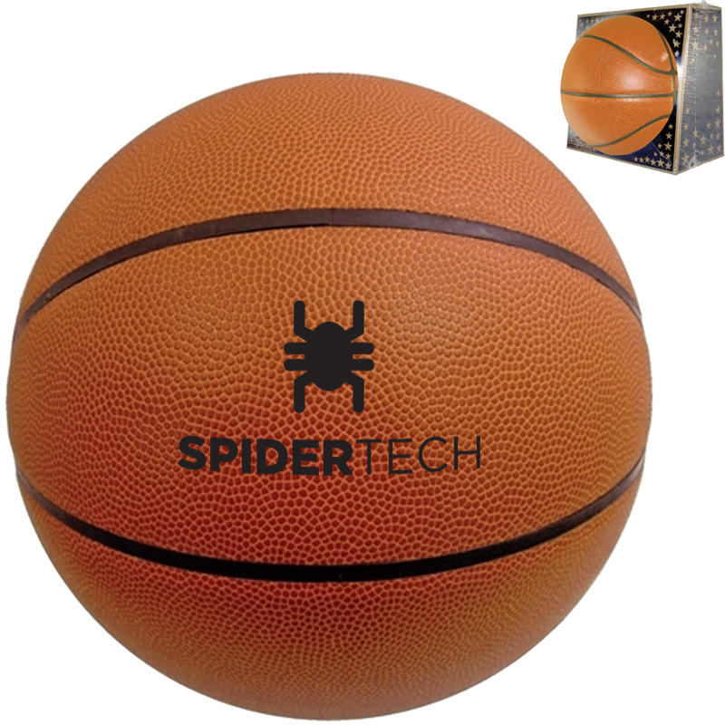"""Full Size Synthetic Leather Basketball, 29-1/2"""""""