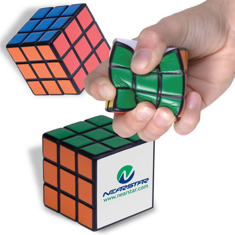 Rubik's® Cube Stress Reliever