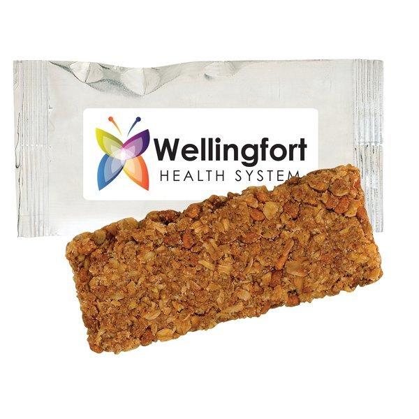 Oats Honey Granola Bar In Sealed Wrapper