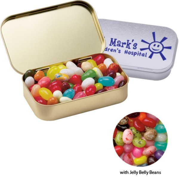 Jelly Belly's® in a Tin, Large