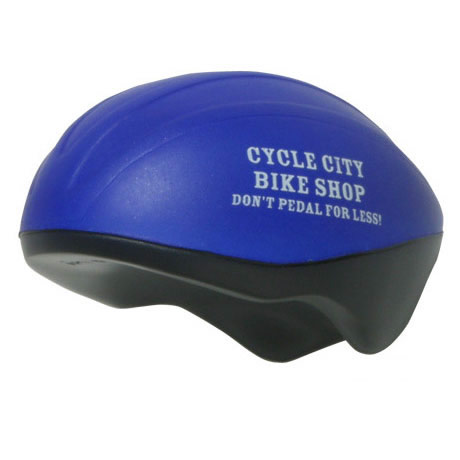 Bicycle Helmet Stress Reliever