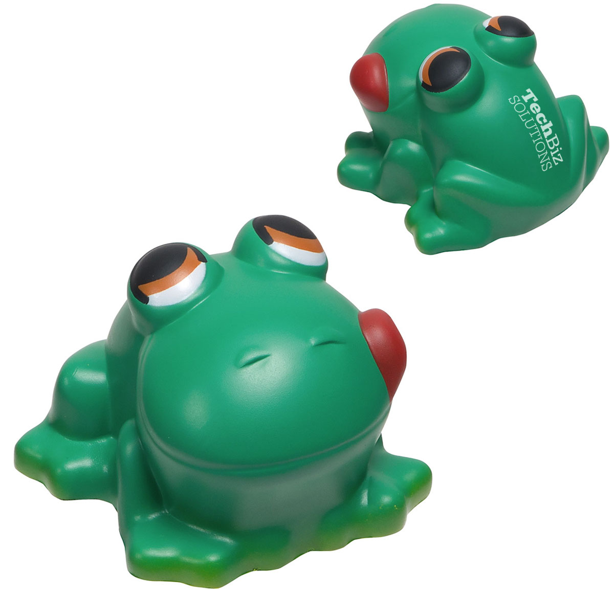Cartoon Frog Stress Reliever