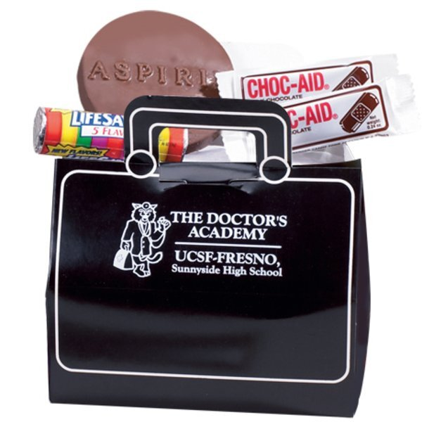 Doctors Bag, Chocolate Snack Assortment