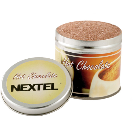 Gourmet Hot Chocolate in a Large Tin