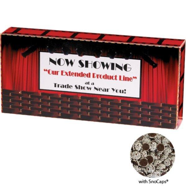 Sno Caps® Custom Movie Theater Candy Box, 3.9oz.