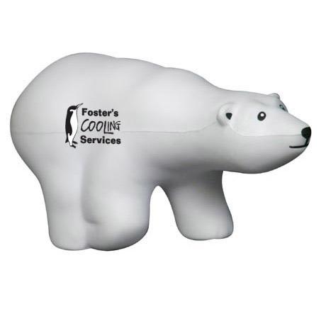 Polar Bear Stress Reliever