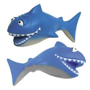 Cartoon Shark Stress Reliever
