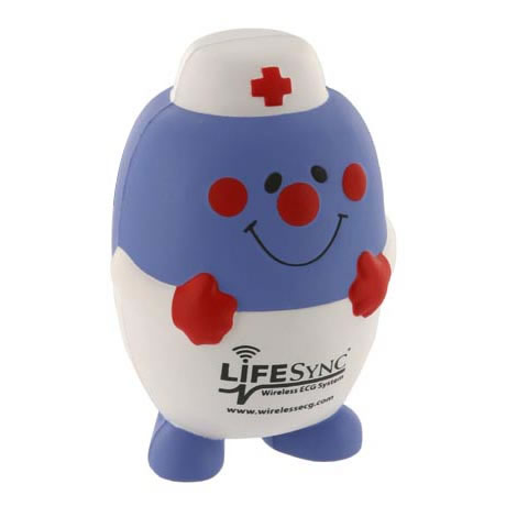 Pill Nurse Stress Reliever