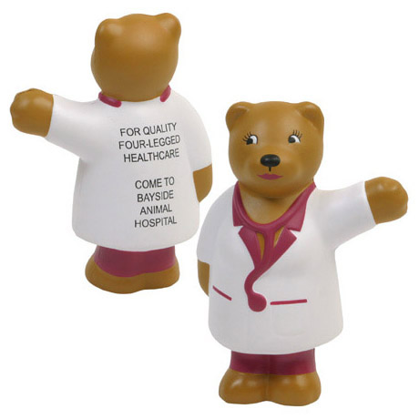Nurse Bear Stress Reliever