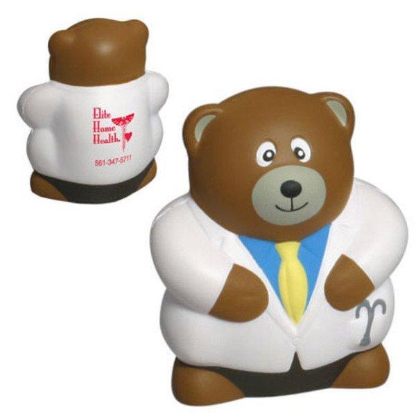 Physician Bear Stress Reliever